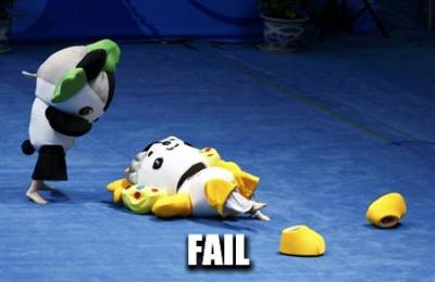 MASCOT FAIL (thanks to Spampy McSpamp)