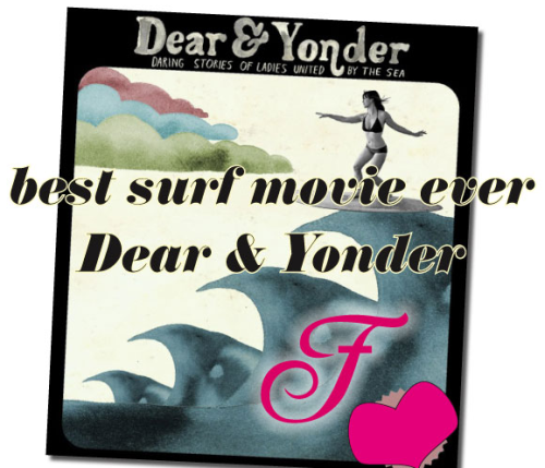 DEAR & YONDER WOMEN MAKING  WAVES: THE TOUR  IS ON