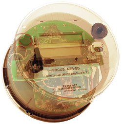 Oncor Names Smart Meter Partners: IBM, Ecologic Analytics Texas utility Oncor may have rolled out almost 250,000 smart meters to customers already, but it won't be building out all that network infrastructure alone. On Wednesday morning, some of Oncor's partners announced their participation in the smart meter installation (planned to reach 3.4 million by 2012), including computing giant IBM and software maker Ecologic Analytics.