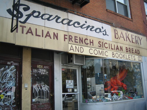 Desert Island Comic Books, Williamsburg.