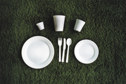 Marc Newson's Tableware