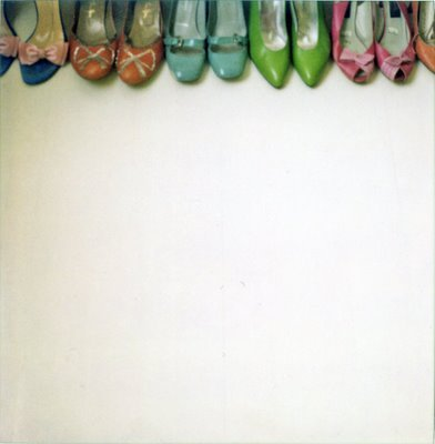 A Simple Line of Shoes my polaroid blog (via hmk) (via handa)