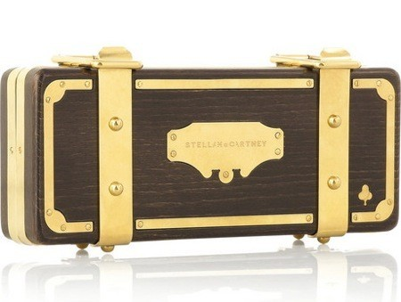 Stella McCartney Melamine East West Clutch.  $2,795. Submitted by:  Francesca