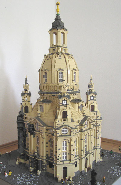 Frauenkirche Dresden (Church Of Our Lady), Germany Click-through for more photos! from holgermatthes.de via lmotd