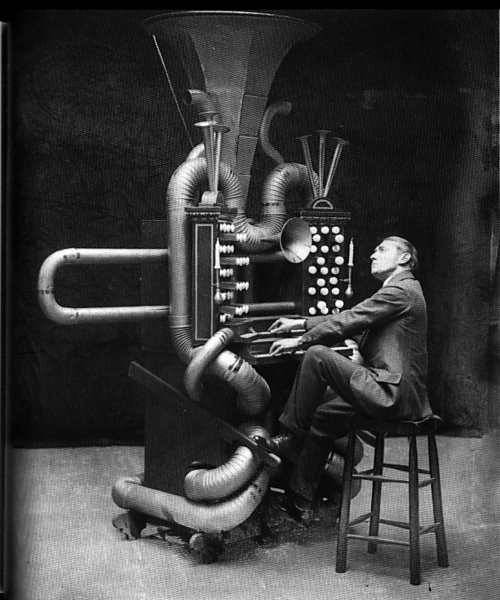 Vintage Photographs - Odd Audio Projects