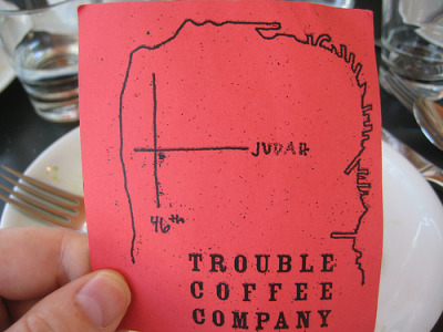 Trouble Coffee Company (via Just_Tom)