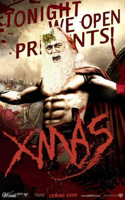 applebottom:mudwerks: Christmas goes to the movies photoshopping contest - Boing Boing