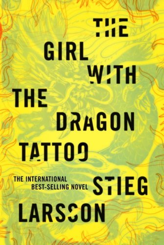 "#24: The Girl with the Dragon Tattoo by Stieg Larsson Whoa! This book caught me be surprise. I had picked it up several months ago after seeing it around a few bookshops and thought, ""Oh, that's a pretty cover and I bet it's a nice story."" Not once beforehand did I realize it was a Swedish mystery. But what a great one it was! From start to finish, the book had a perfect balance of edge and suspense. That said, it also had large amounts of dark, gruesome violence. Small Nordic villages aren't usually the first place I think of when a mystery novel makes its way into my hands, but now I'm perhaps scared of ever visiting one. The Girl with the Dragon Tattoo was originally written in Swedish, making it difficult for me to pronounce names and towns in my head. I had to make up my own names for some of the characters, but I don't think it detracted from the story. The main thing I always wonder at the end of these books is how someone was able to create such a tale. Larsson passed away in 2004 after delivering this manuscript so the question remains unanswerable, but he definitely left behind one of the better mysteries I've read in awhile."
