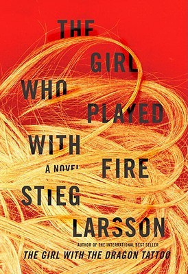 "#31: The Girl Who Played with Fire by Steig Larsson This is the follow up to The Girl with the Dragon Tattooand let me tell you, it is good. It's the kind of book that makes me think ""How in the world could someone even think of that!"" The series has such a strong lead female in Lisbeth Salander and the rest of the characters are equally developed. In the story, it can be easy to get caught up in the drama, something completely books of suspense. It made me stay up late and audibly gasp in public. Many of the scenes hold a surprising amount of both reality and impossibility, something that is difficult to accomplish in this kind of writing. Bottom line: I can't wait for the third and final installment."