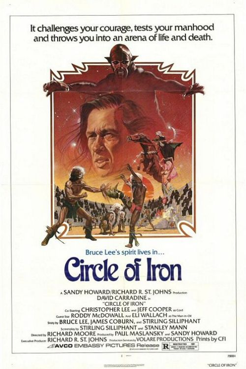 Circle of IronR. I. P. David Carradine
