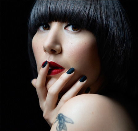 weedandhips:  Karen O. <3.