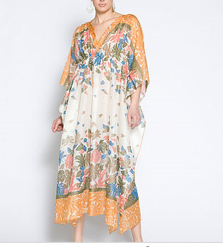 i just bought my first designer purchase. a missoni kaftan dress that i got at rue lala (yay for the discount boutiques!). i totally should not have bought this, but i did.
