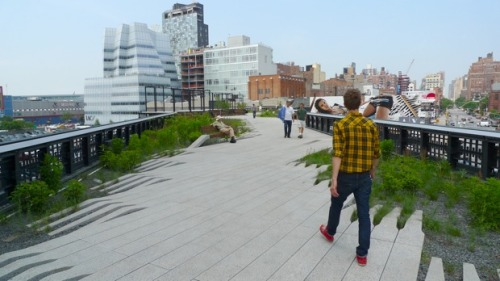 Visiting the High Line: An Amazing New Park Opens in Manhattan | Fast Company     via hilker