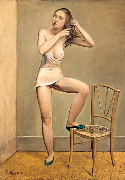 Balthus, Alice in the Looking Glass