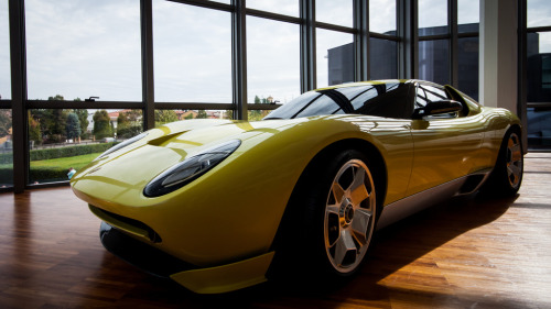 italian-luxury:  crash—test:  Miura Concept (by Tom Holbrook)