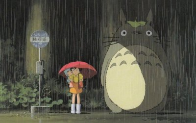 collegehumor:  8 Dark Theories About Children's Movies and TV Shows Totoro is the God of Death. Hayao Miyazaki is known for his beautiful, sprawling animated films that wrestle with some pretty hefty topics. And in kids movies that deal with spirit worlds and what not, it makes sense that the idea of mortality might lurk somewhere in the background. But HOLY SHIT, THE GOD OF DEATH?!  The idea here is that when Mei goes missing, she actually drowns. And since Totoro helps Satsuki find Mei, he is thus a gatekeeper to the realm of the dead. Therefore anyone who can see him is actually on the verge of receiving his wrath. But… they also find Mei at the end. And everything's OK. AND Totoro then makes a tree grow really big really fast. Last time I checked, trees tend to be a pretty common symbol of life. Which makes him a pretty terrible GOD OF DEATH. Look, not everything has to be a reflection of our universal fear of mortality. So can we all just cool it? Let us ENJOY the goddamn movie. And go to therapy. Keep Reading