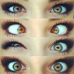narcisisst:  andreaaaaaa♡ she has the prettiest eyes kms