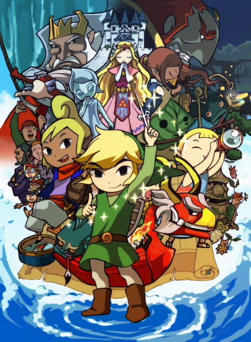 dotcore:  Wind Waker.by オットン.