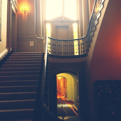 Grand Staircase (at Filoli)