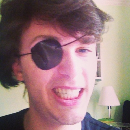 Studying maths, I'm bin a pirate and what does a mathematical pirate say? ARRRRG Z! Get it!?