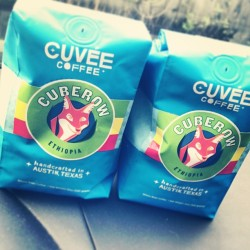 Words cannot describe how excited I am about this Cuvee Ethiopian coffee! (at Caffé Medici)