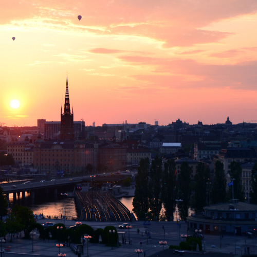 beautiful…. FROM: -cityoflove:  Stockholm, Sweden via Jannes Glas.