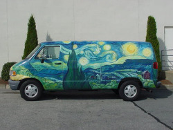 niknak79:  Look at that van go!