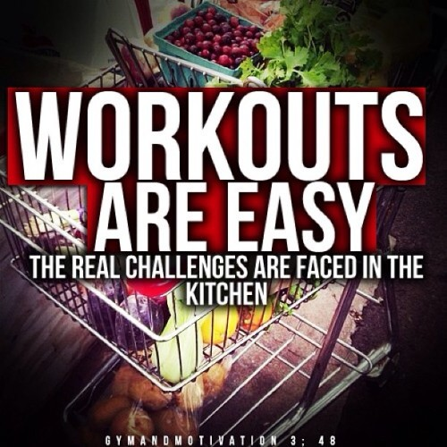 #workout is the easy part. In order to get full proof long lasting #results you have to eat #healthy #improve #body #life #diet #gym #wisdom #guidance #belive #better #herbalife #herbalife24 #gymnastics #bodybuilding #football #basketball #baseball #soccer #softball