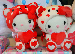 hello-kitty:  Singles Awareness Hello Kitty