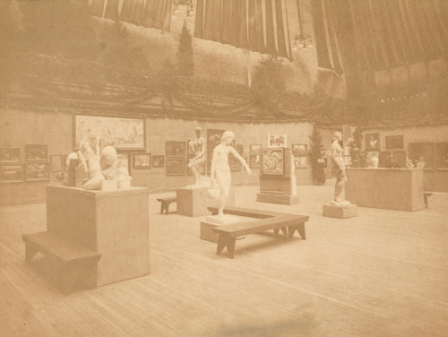 "'Armory Show' That Shocked America In 1913, Celebrates 100 On Feb. 17, 1913, an art exhibition opened in New York City that shocked the country, changed our perception of beauty and had a profound effect on artists and collectors.The International Exhibition of Modern Art — which came to be known, simply, as the Armory Show — marked the dawn of Modernism in America. It was the first time the phrase ""avant-garde"" was used to describe painting and sculpture. via http://www.npr.org/2013/02/17/172002686/armory-show-that-shocked-america-in-1913-celebrates-100"