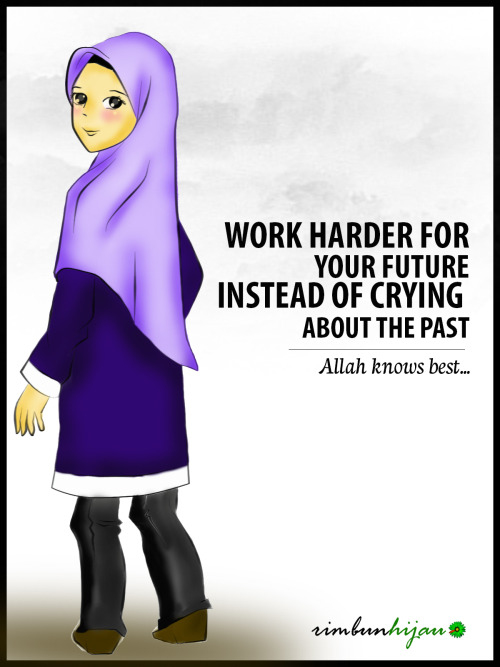 work harder for your future