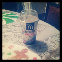McFlurry time ;D