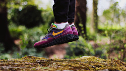sweetsoles:  Nike Air Max 1 'Terra Huarache' (by slcllctn)