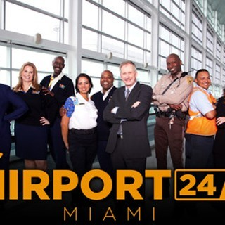 I'm watching Airport 24/7: Miami                        45 others are also watching.               Airport 24/7: Miami on GetGlue.com