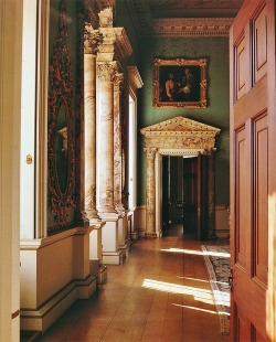 lesfeuilles:  Kedleston Hall, Derbyshire, England Great!