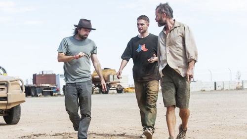 "eastofedenn:  He wanted to be part of The Rover because ""it was an original script and it was one of those parts where you read it and you think, 'I'd love to do this, but I know I'm never going to get it.""'. There, ""already self-defeating before I've even started"", he says. (x)"