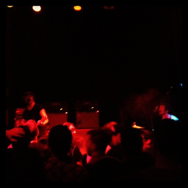 Japandroids! (at The New Parish)