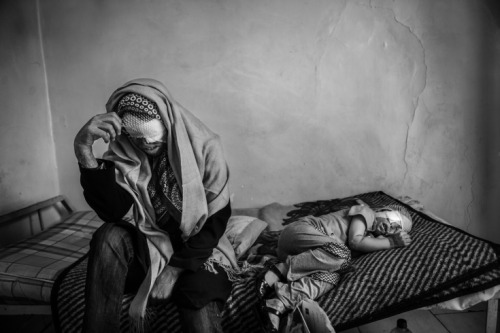 The Agony of Injustice in Iran - Abolfazl Nesaei for Time Just before dawn, Sommayeh Mehri's husband slipped into the bedroom where she slept with her two small daughters and doused their sleeping figures with a bucket of acid. Read more: http://lightbox.time.com/2013/01/24/the-agony-of-injustice-in-iran/#ixzz2ItnRCD5H