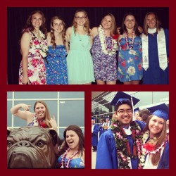 Just a few of my faves #gonzaga #graduates #friends @kelseymcevoy @r3tsbot @bpins4
