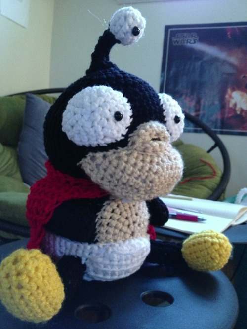 batmanandsobbin:  Nibbler from futurama!