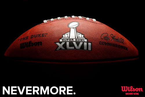 Congratulations to the Baltimore Ravens on a thrilling Super Bowl XLVII victory.