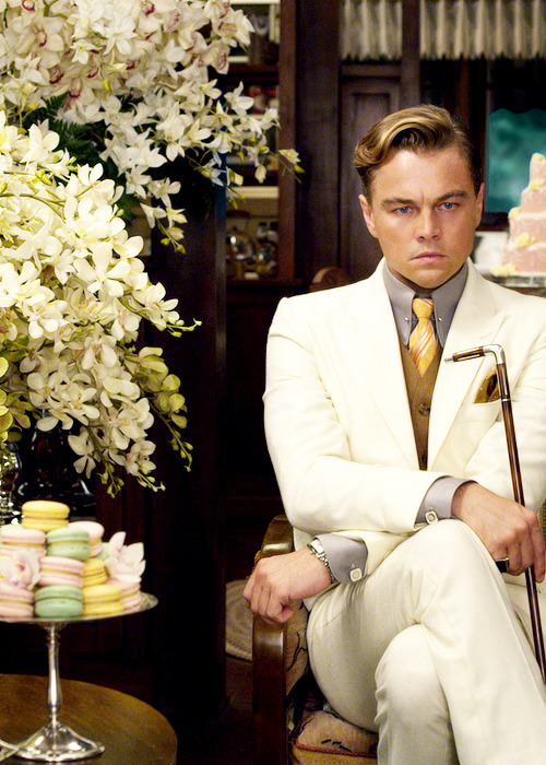 dropsofjupiterinher-hair:  the most perfect Gatsby   Great Movie