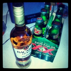 Me n @miss_gully bout to get to our Hispanic roots lol #turnupthursday
