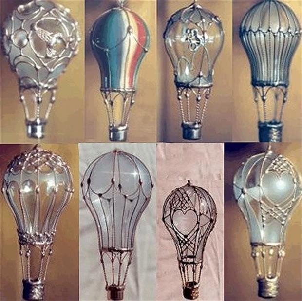 Воздушный шар из лампочки мастер класс - Нева Систем Плюс