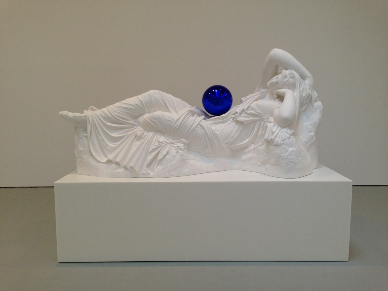 art-documents:  Jeff Koons at David Zwirner
