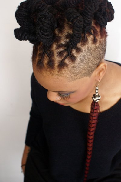 braidedkinks:  I LOVE LOCS!!!!