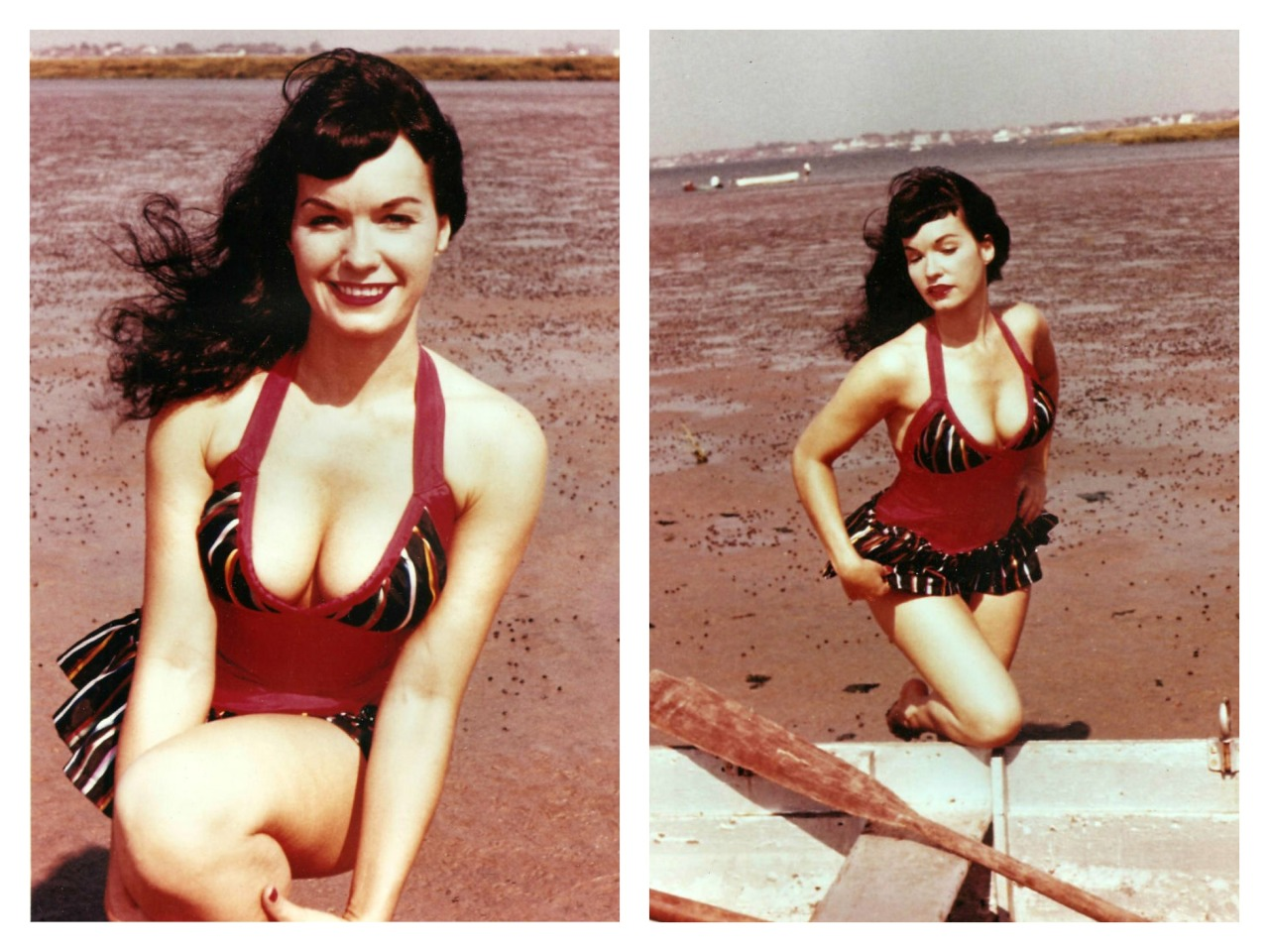vintageladies:  Happy Birthday Bettie Page - Gone but never forgotten (April 22, 1923 – December 11, 2008)