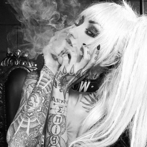 Source:Shelly dInferno   [Goth Blog] #shelly dinferno#photograph #black and white #model#tattoo girl#tattoos#goth#goth girl#alternative#alternative girl#alternative model