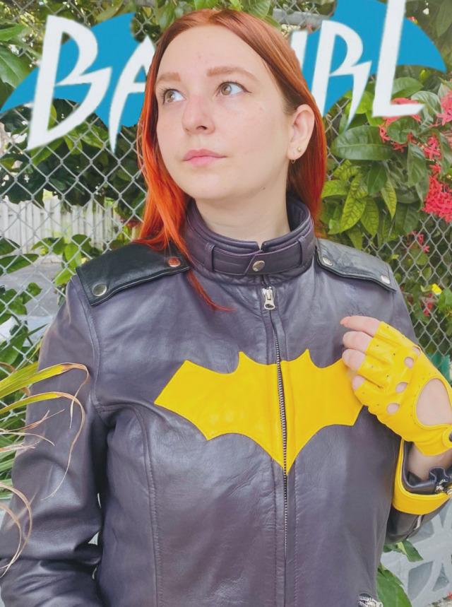 Tonight? Tonight, Im Batgirl. #self#batgirl#barbara gordon#batman