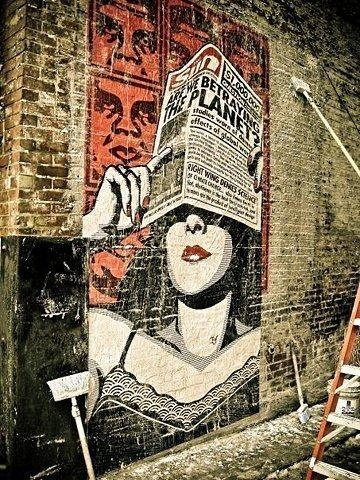 shepard fairey — Via Beautify your images smartly! →